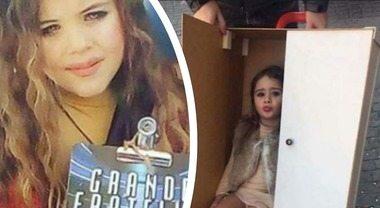 Cecilia Rodriguez nell'armadio e baby Ilary Blasi, le maschere di Carnevale del Gf Vip fanno impazzire il web