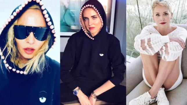 Da Madonna alla Stone: 2018 by C. Ferragni?
