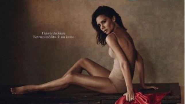Victoria Beckham come non l?avete mai vista