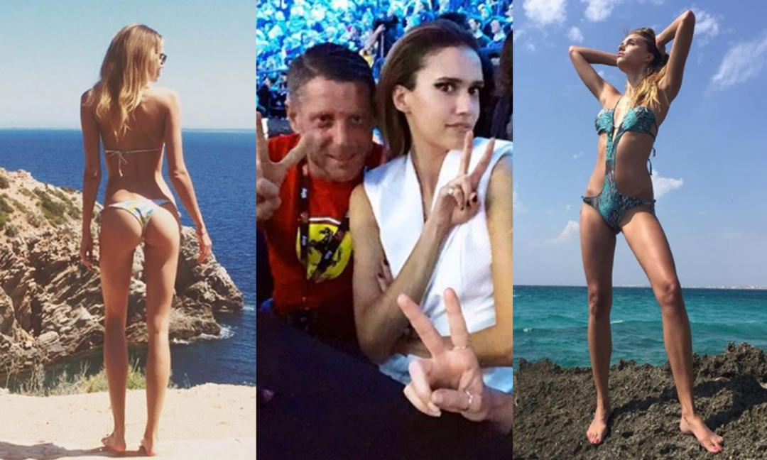 Lapo Elkann e Cristina Saracino si sono lasciati: