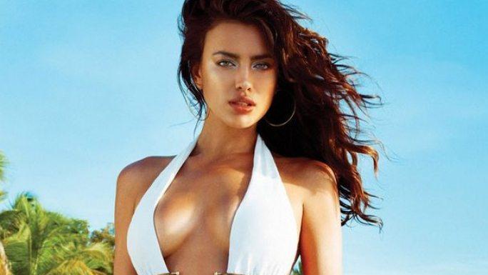 Irina Shayk, bikini paradisiaco... e nozze segrete?