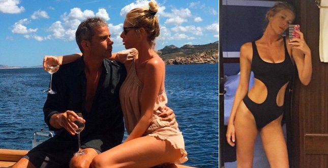 Isola, Alessia Marcuzzi stressata per le polemiche: arriva il marito e le fa tornare il sorriso