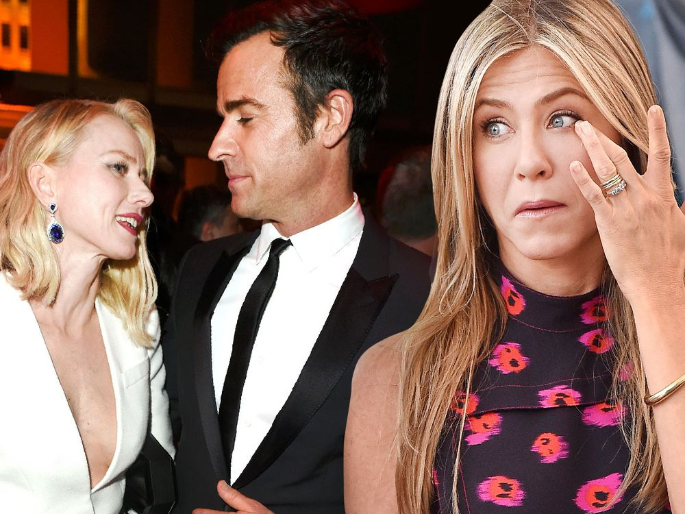 Jennifer Aniston e Justin Theroux, gelosia all'origine della separazione: ecco per chi