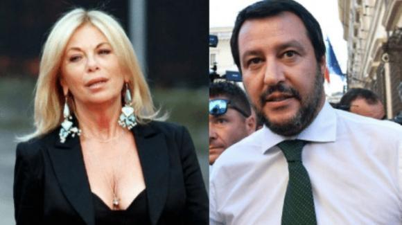 Rita Dalla Chiesa: «Salvini? C'era bisogno di concretezza, la gente lo ama e ha ragione»