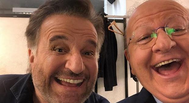 Massimo Boldi, Christian De Sica e la verità sulla lite: «Mai successo, lo dicevamo per assecondare gli altri»