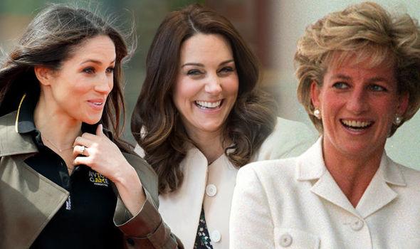 Meghan Markle, un messaggio di Lady D dall'aldilà per la duchessa: la scioccante rivelazione