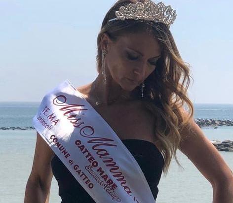 Miss Mamma Italiana 2019, incoronata Emanuela Bonamin