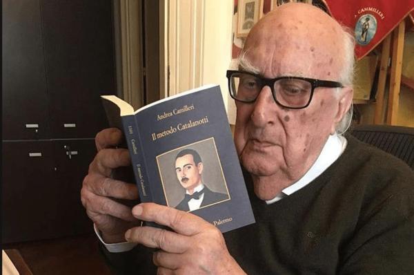 Addio Camilleri, papà di Montalbano: ma le sue opere restano immortali
