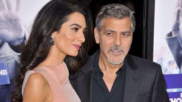 George Clooney rompe il silenzio: