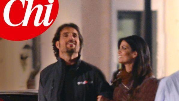 Laura Torrisi e Luca Betti, le immagini esclusive della nuova coppia