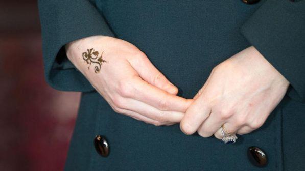 Kate Middleton, il tatuaggio spiazza tutti