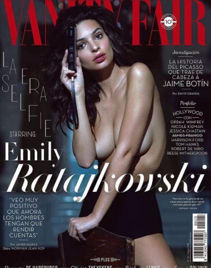 Emily su Vanity Fair e tutti vogliono il corpo come il suo...