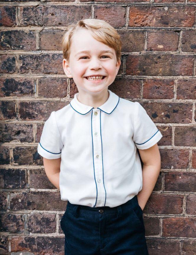 George di Cambridge compie 5 anni, festa ai Caraibi