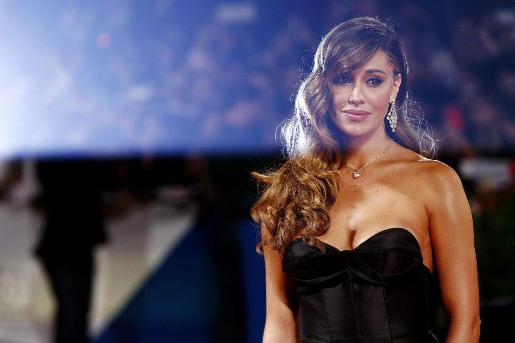 Belen e l'occhio destro deformato: eccesso di Photoshop per la showgirl argentina?