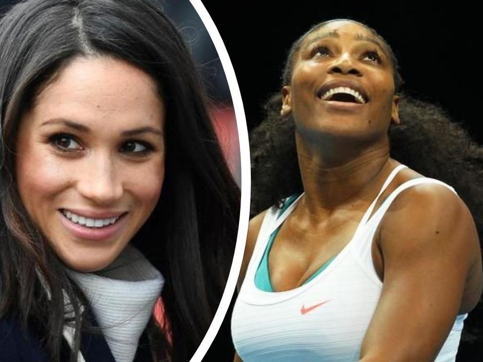 Meghan Markle e la stoccata di Serena Williams: «Devi essere meno carina: sei incinta»