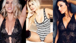 La nuova frontiera della seduzione è il body: guarda quello di Emma, Wanda, Chiara e Belen