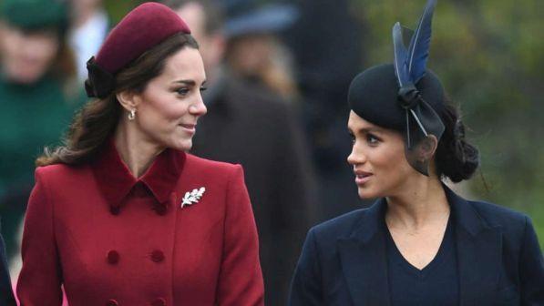 Harry e William dividono lo staff per non far litigare le mogli