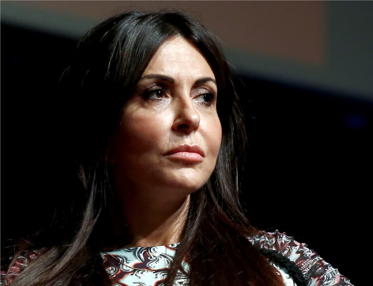 Sabrina Ferilli choc: «Uno stalker mi perseguita da 5 anni, ho paura»