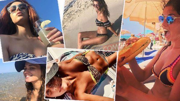 Le più belle sulla spiaggia: guarda le ex Miss Italia al mare