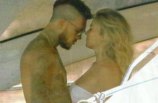 Diletta Leotta in vacanza a Ibiza col pugile Daniele Scardina, mentre l'ex Matteo Mammì si fidanza con Anna Safroncik
