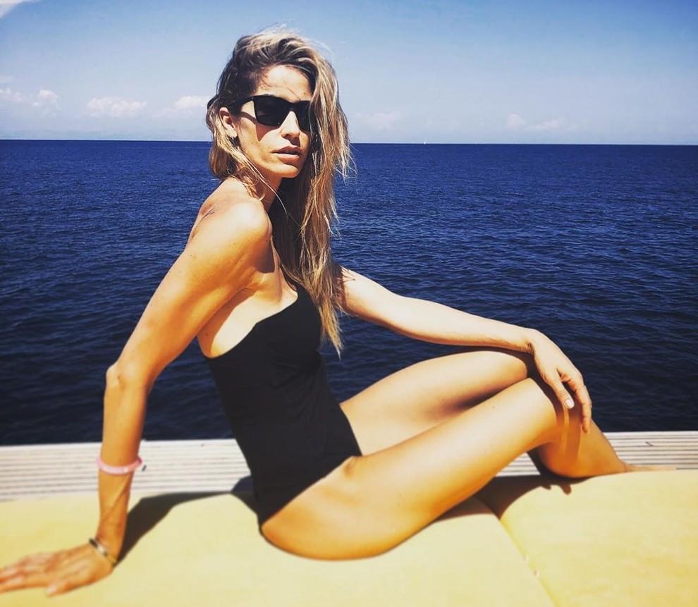 "Elena Santarelli ""troppo magra"