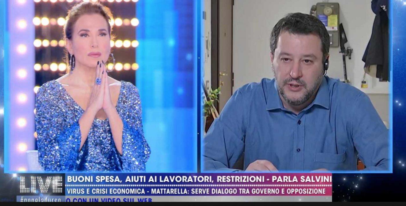 Maurizio Costanzo attacca Barbara D'Urso: ' La preghiera in TV mi ha provocato…'