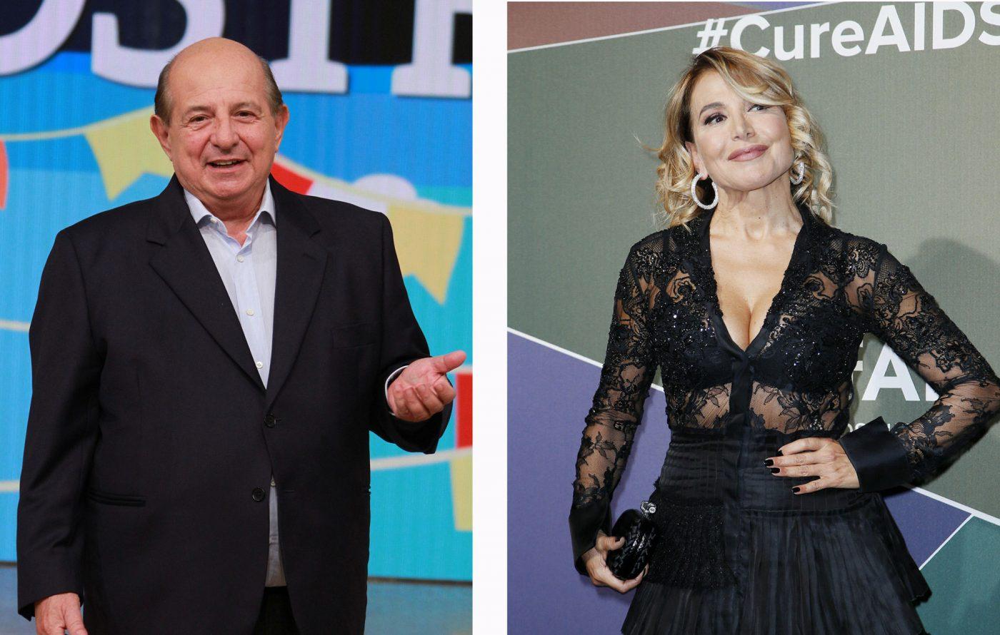 Giancarlo Magalli critica Barbara D'Urso: la frecciatina sui tutorial e la preghiera in tv