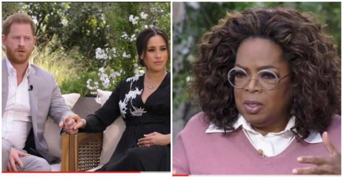 Meghan e Harry da Oprah, la stampa choc: «Si autocommiserano evocando razzismo e tentazioni suicide»