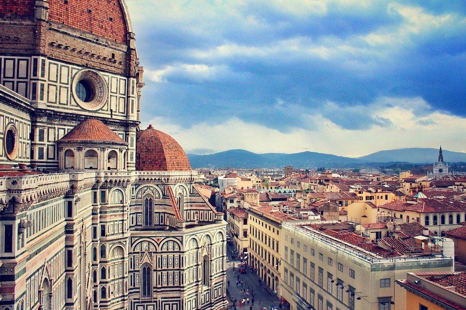 Marco Zoppi: Firenze come punto di partenza