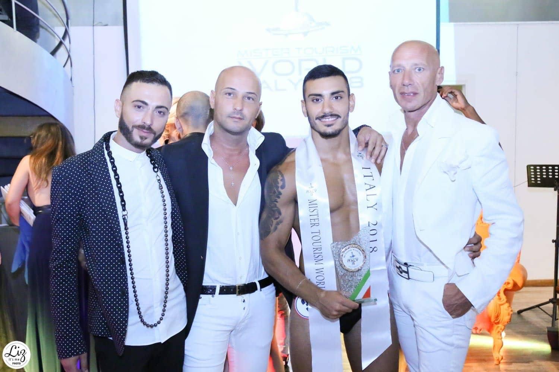 Mister Tourism Italia 2018 organizzato da Marco Calisse
