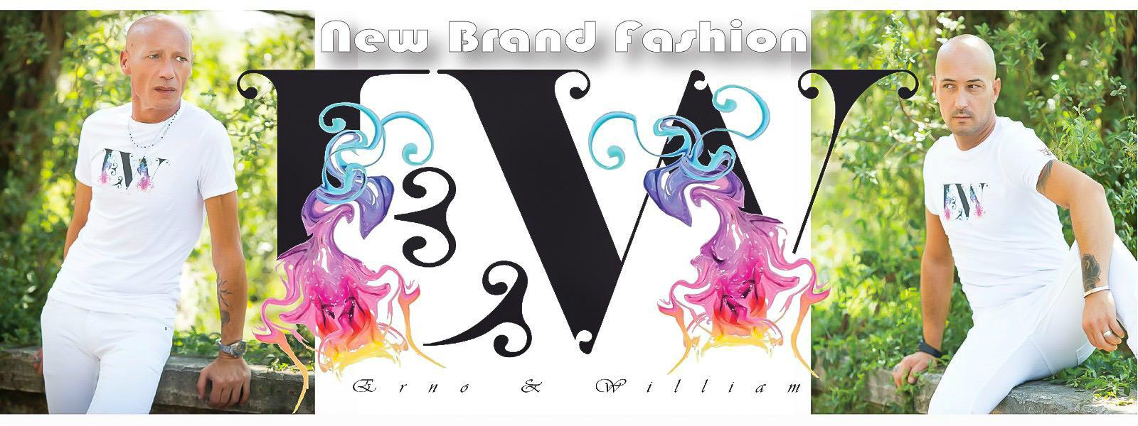 """Ecco il nuovo Brand di Erno Rossi & William Vittori """"EW"""" è all'insegna dell'innovazione e non solo.."""