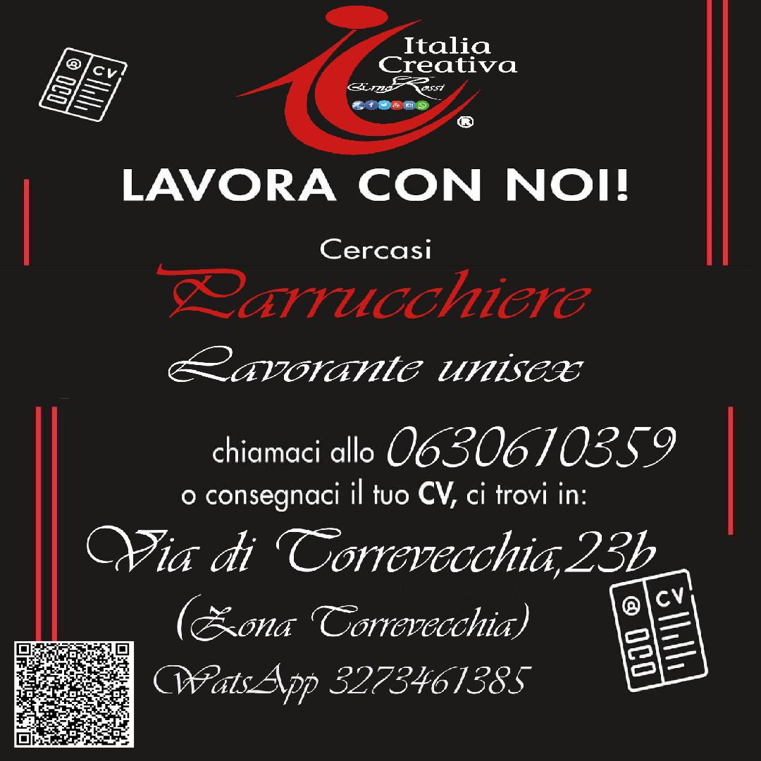 Non ci possiamo credere Offriamo il lavoro ma non troviamo personale by I Parrucchieri Italia creativa