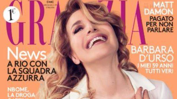 "Barbara D'Urso : ""Mai un 50enne, vado a ruba tra i ventenni"""