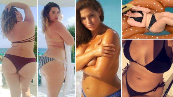 Bikini esagerati: guarda le XL al mare