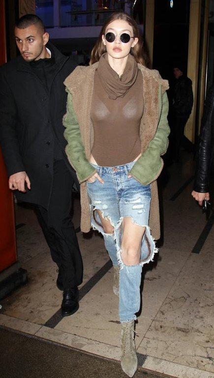 MFW: Gigi, Kendall e Bella sbarcano in città