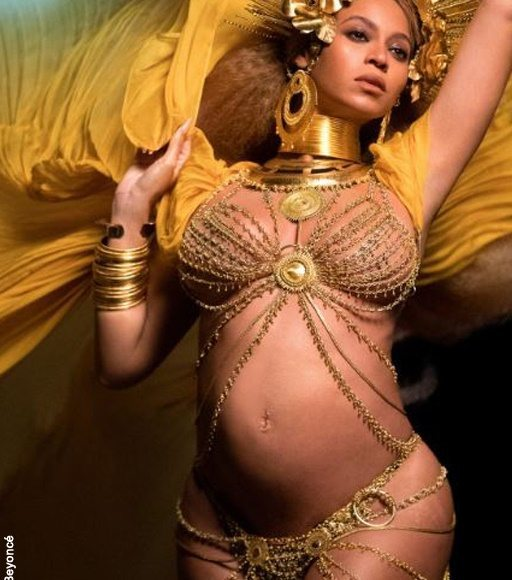 Beyoncé e le culle d'oro da 38mila euro (l'una)