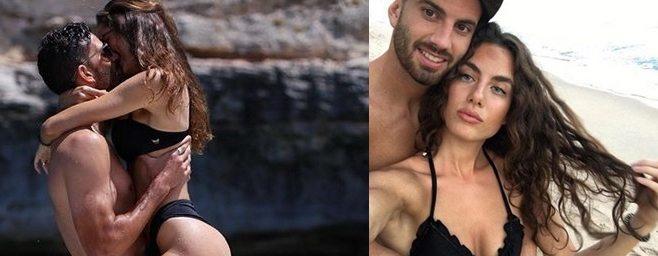 Musacchio e la bella fidanzata: fisico da top model, ma nella vita fa tutt'altro