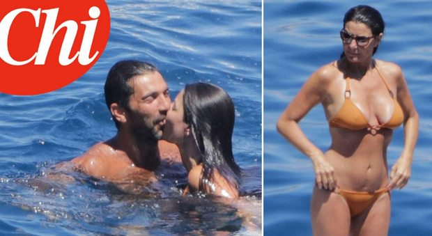 Ilaria e Gigi travolti dalla passione in alto mare