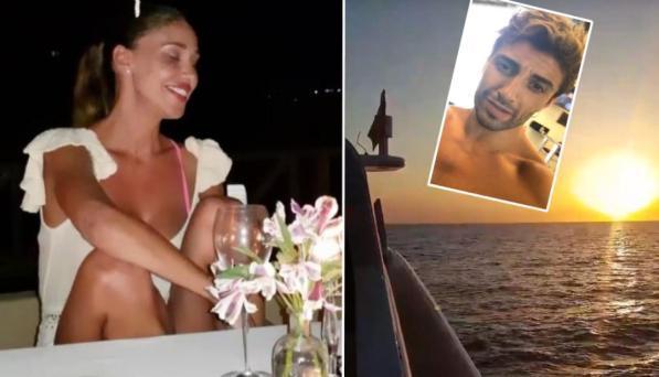 Belen canta a Ibiza, Iannone è... alla deriva