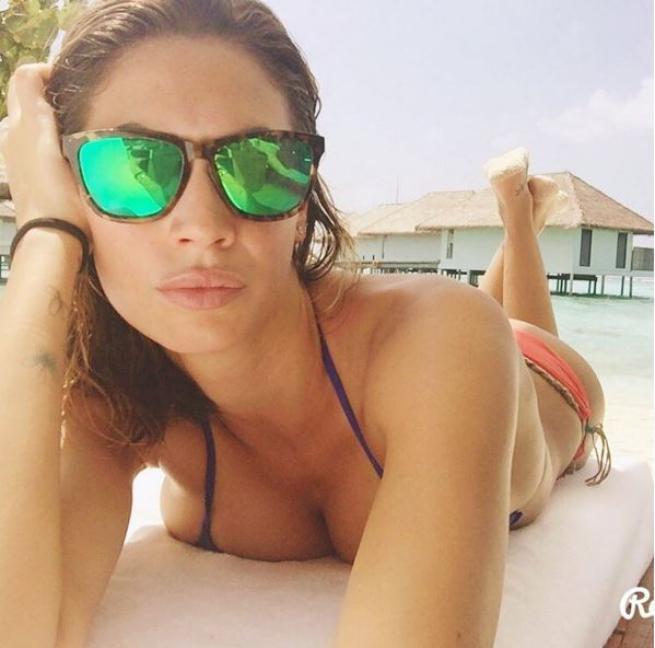 Melissa Satta contro Maradona: «Ai suoi tempi si giocava a due all'ora»