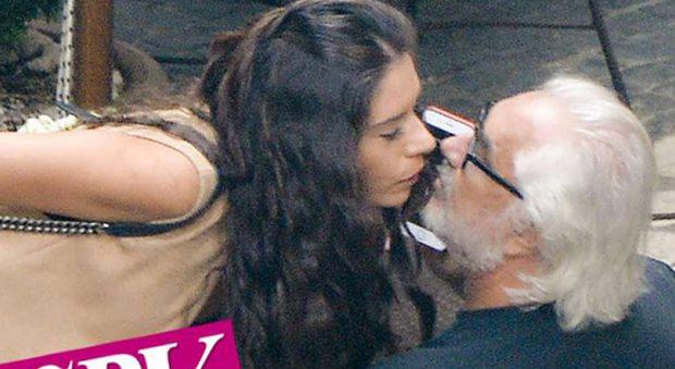 """Briatore e il bacio sospetto in hotel: """"Aspettavo due persone, ecco cos'è successo"""""""