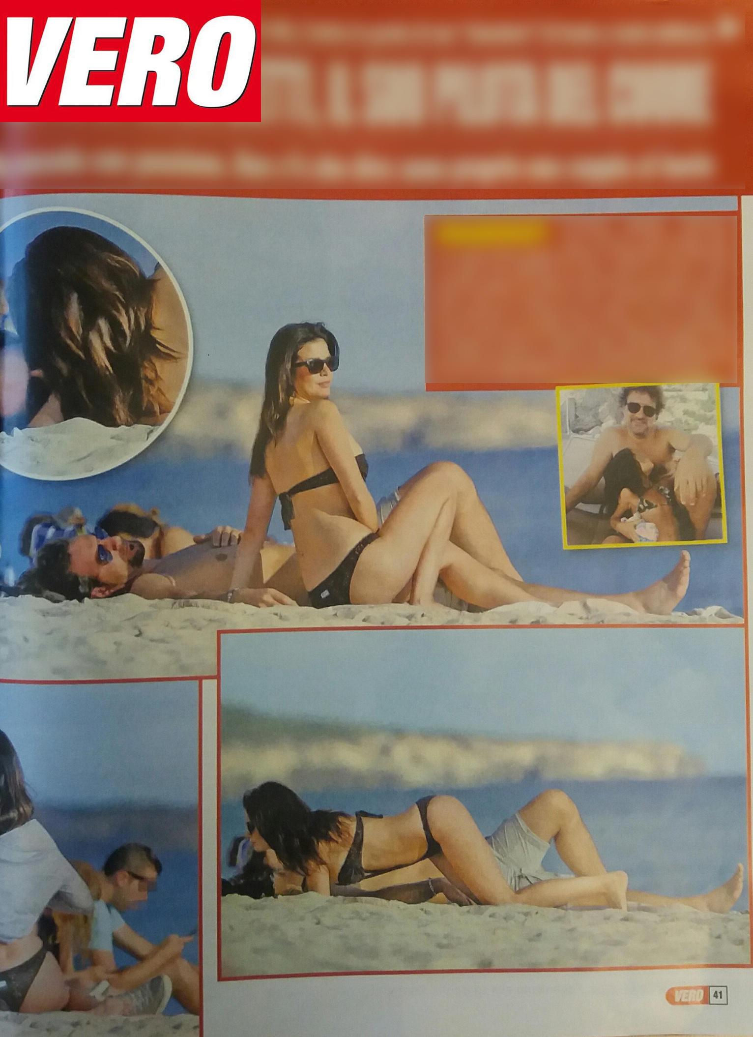 Laura Torrisi, retrospettiva d?estate: curve pericolose con Luca Betti