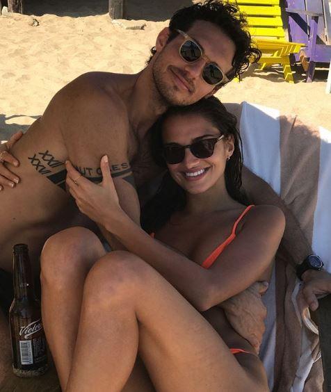 Riccardo Pozzoli, ex di Chiara Ferragni, sposa la sua Gabrielle