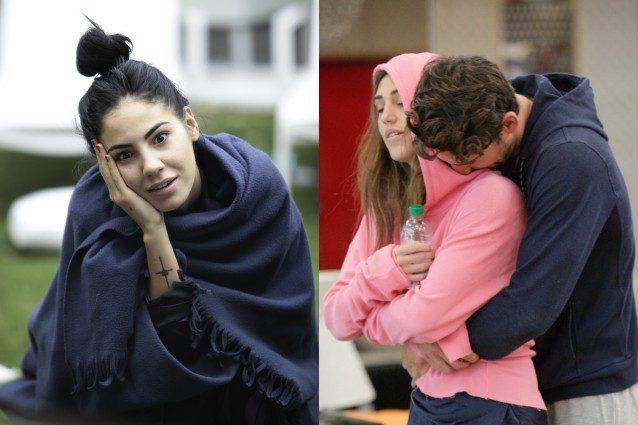 """Giulia De Lellis a Ignazio Moser: """"Magari Cecilia è andata a letto con Francesco..."""""""