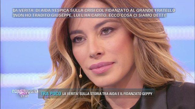La verità di Aida Yespica: