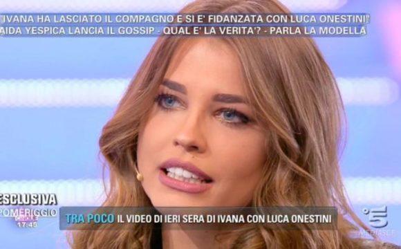 Ivana Mrazova ha lasciato il fidanzato: colpa di Luca Onestini?