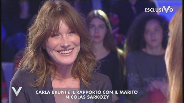 "Verissimo, Carla Bruni: ""Nicolas Sarkozy? Se mi tradisce lo ammazzo"""