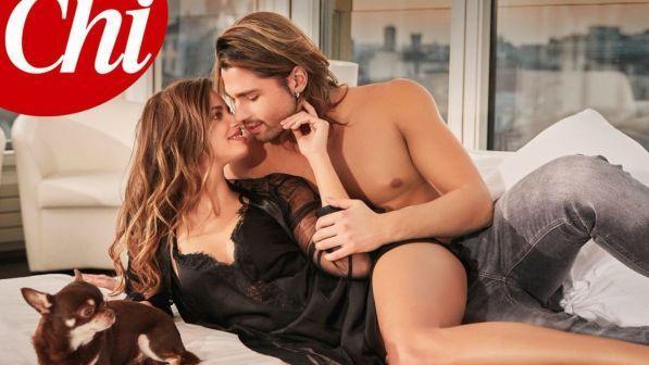 Luca Onestini e Ivana Mrazova:
