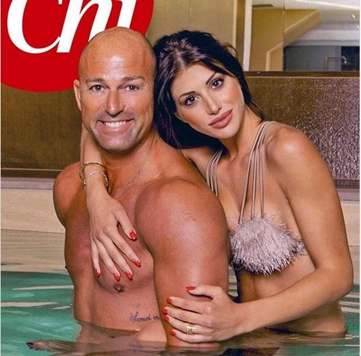 Stefano Bettarini e la fidanzata Nicoletta Larini: «La amo ma non la sposo. Pronto a perderla quando l'età peserà troppo»