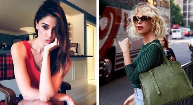 Belen Rodriguez furiosa con il giornalista: la domanda su Alessia Marcuzzi fa scattare la showgirl